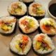 T27 Vegetable Sushi 1